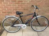 Pro bike Discovery 3 speed touring bike - £60