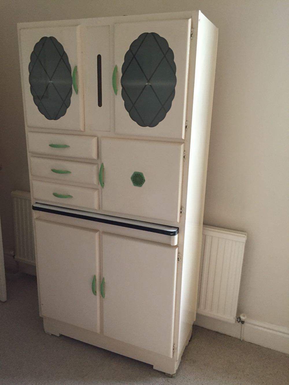 Vintage kitchen unit for sale in uk view 134 bargains for Kitchen drawer units for sale