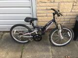 Apollo FS20 Full Suspension Mountain Bike - £40
