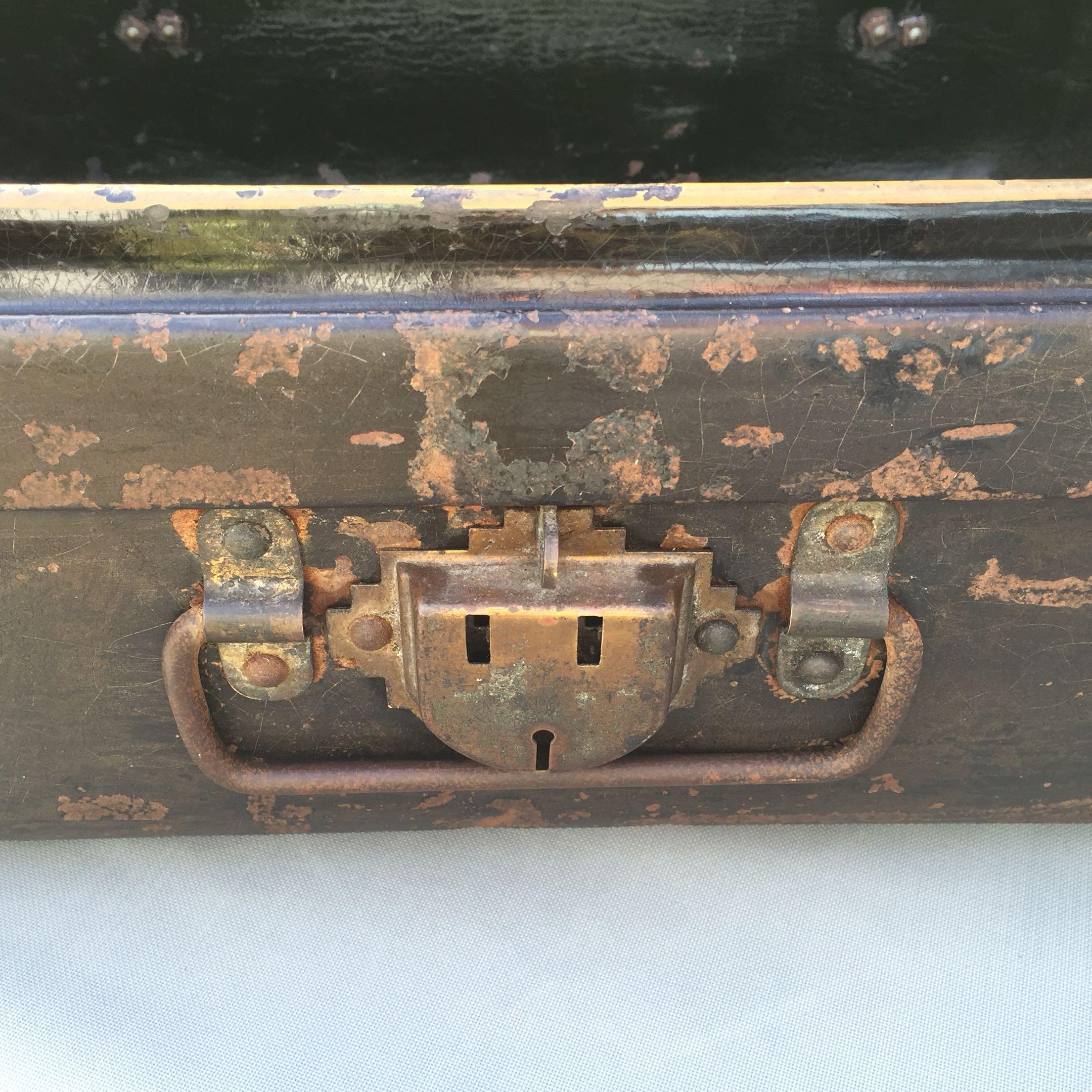 Vintage Steamer Trunk For Sale In Uk View 150 Bargains