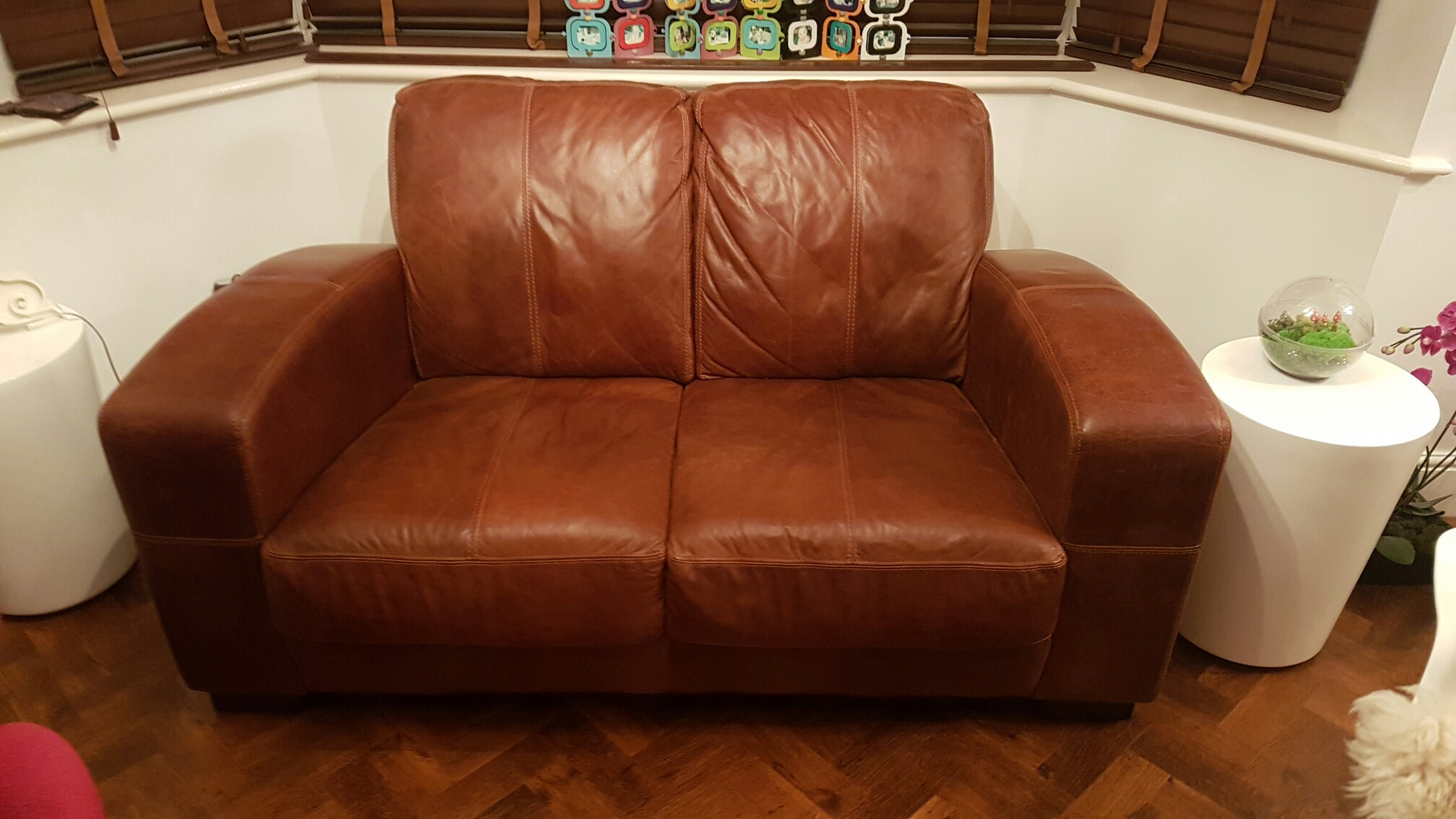 Distressed Leather Sofa For Sale In Uk View 85 Bargains