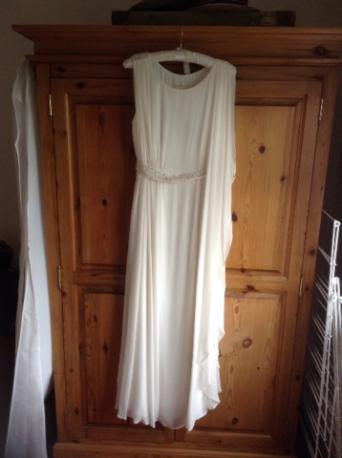 Monsoon Ivory Wedding Dress Second Hand Wedding Clothes And