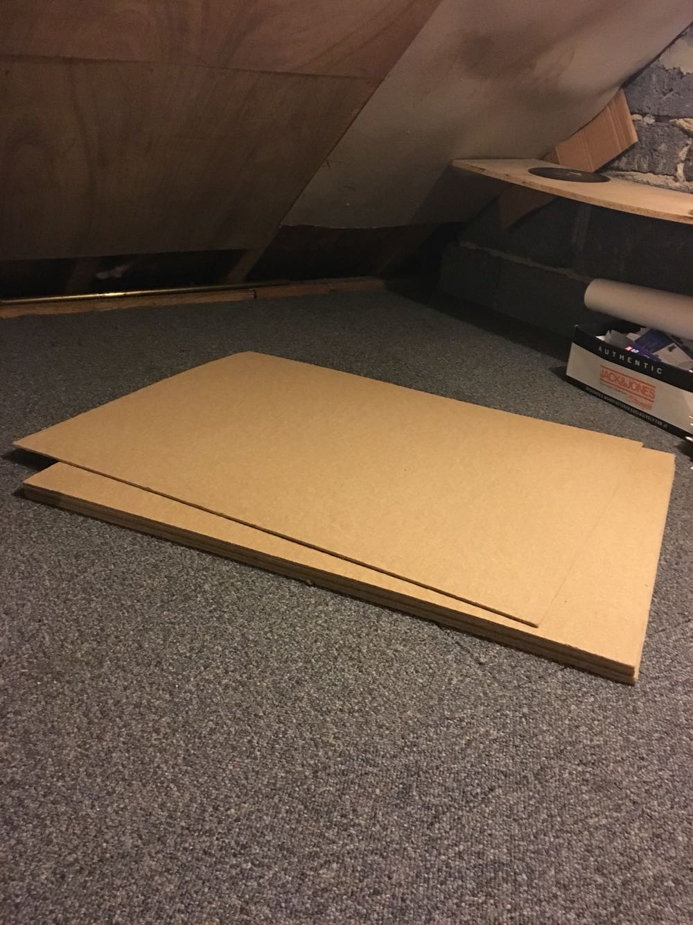 Laminate Floor Underlay Fibreboard For Sale In Uk