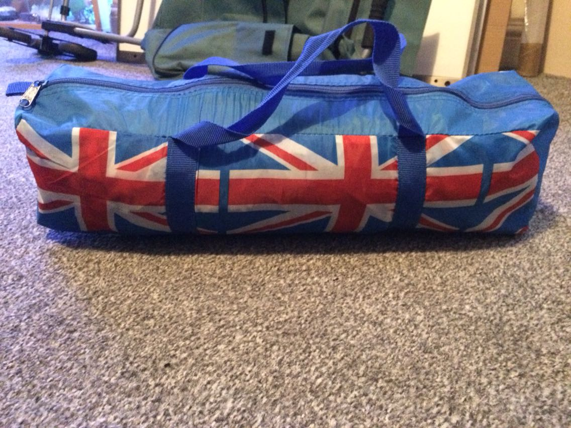 England 2 person dome tent for sale  Southampton