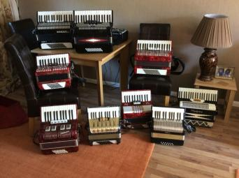 melodeon for sale in uk 36 second hand melodeons. Black Bedroom Furniture Sets. Home Design Ideas