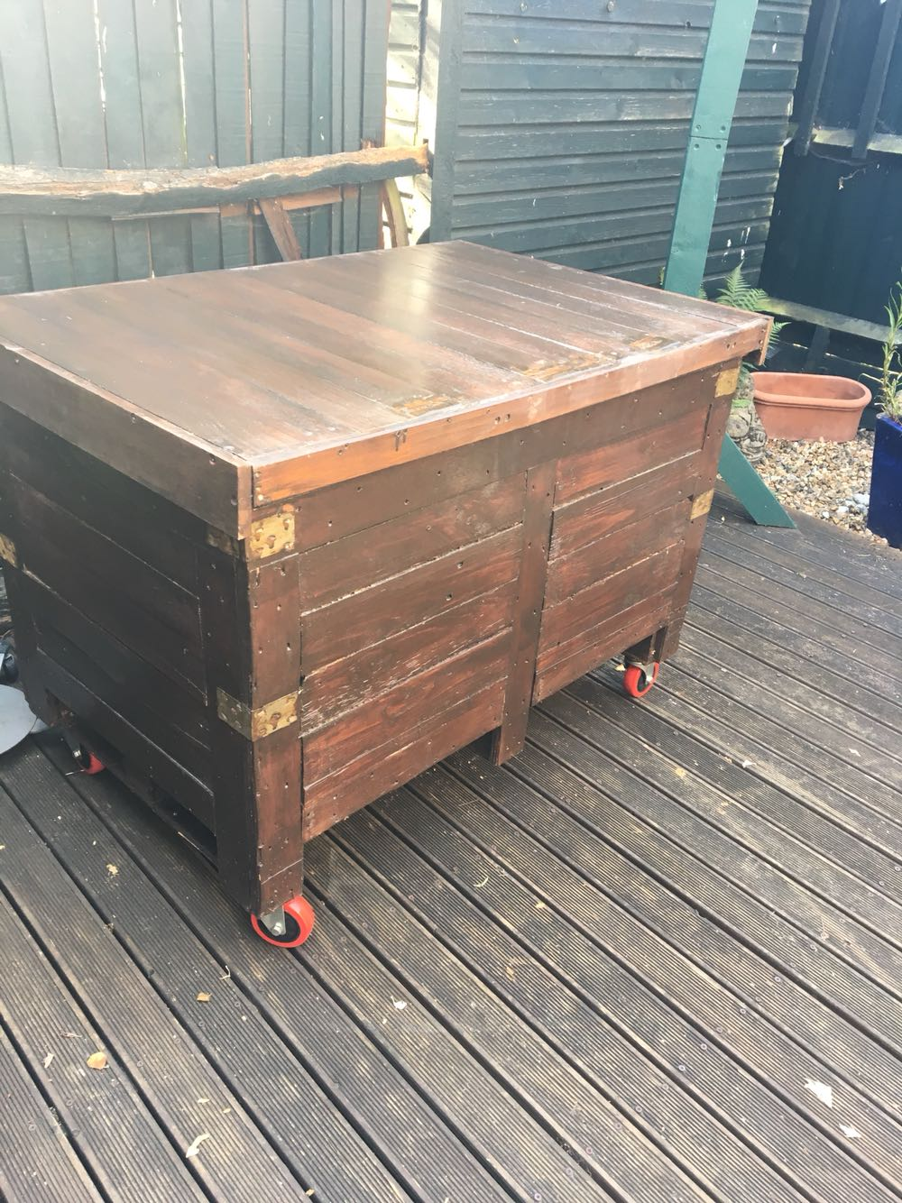 wooden garden furniture - Second Hand Garden Furniture Buy and