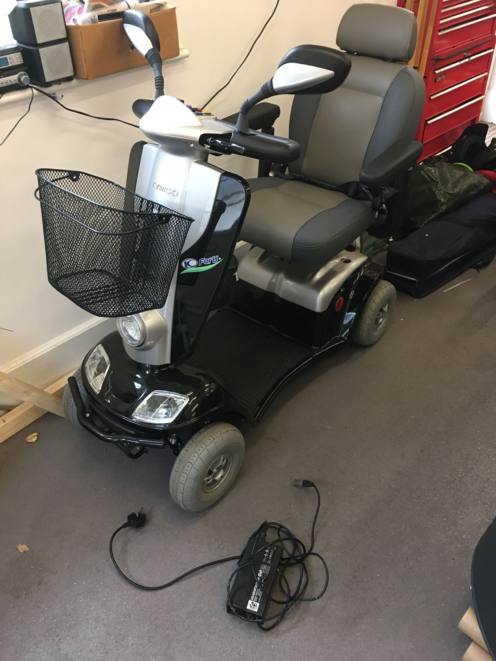 Mobility scooter charger for sale in uk view 145 ads for Motorized wheelchair for sale