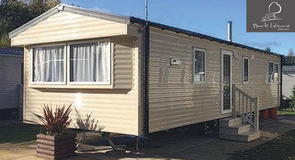 STATIC CARAVAN FOR SALE for sale  York