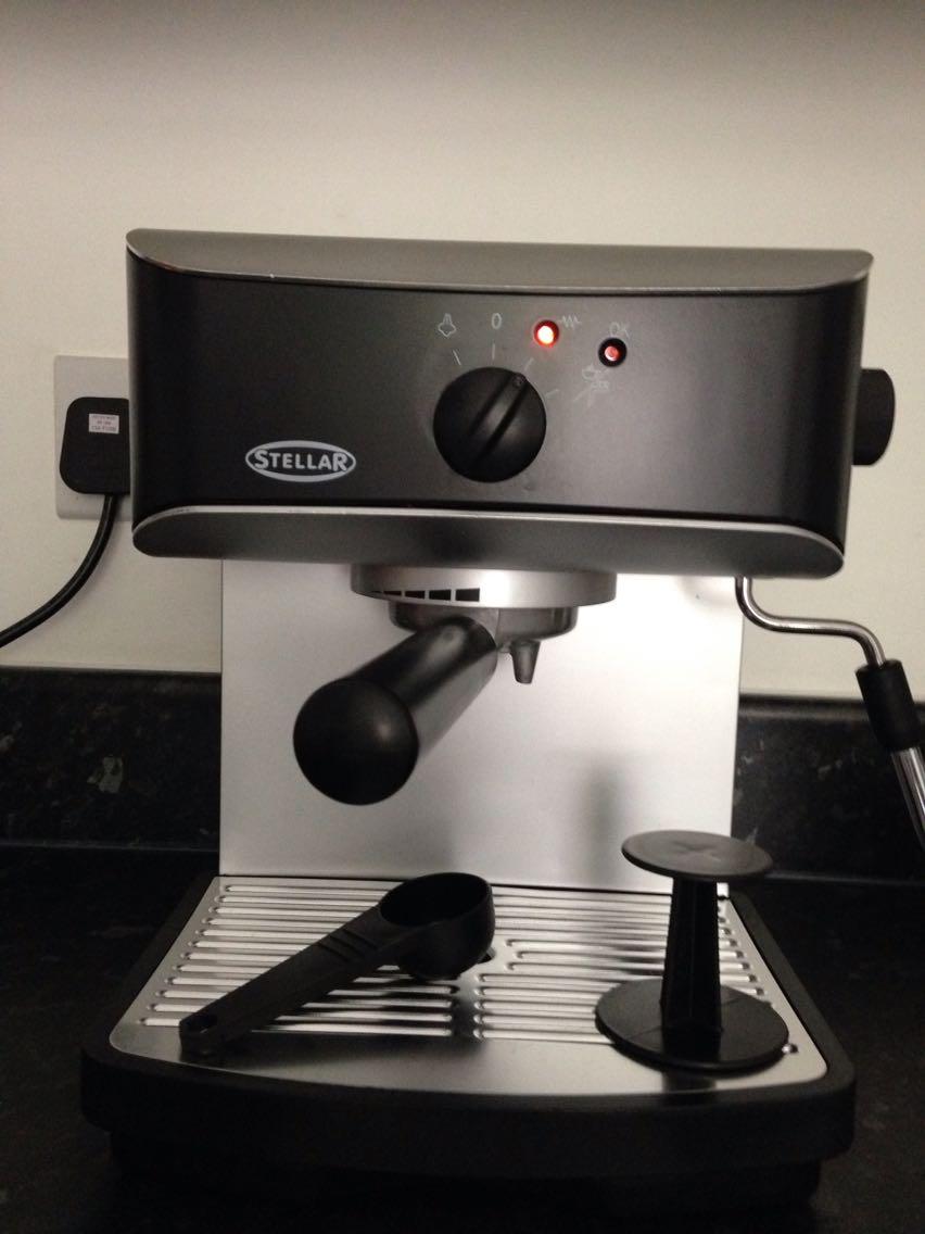 used cappuccino machine for sale