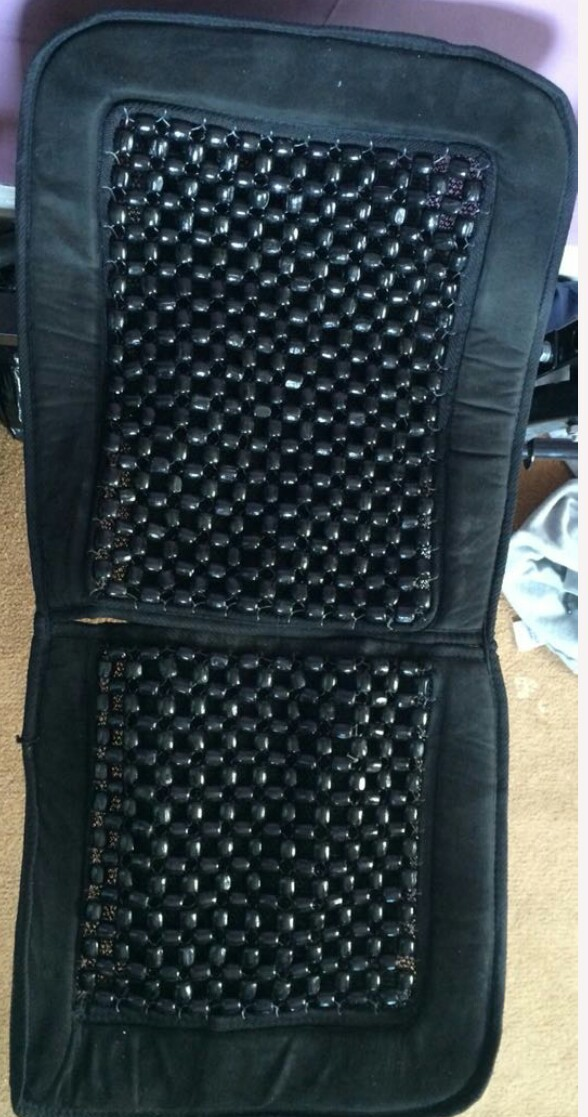 beaded car seat covers for sale in uk view 74 bargains