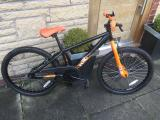 X-rated Exile Dirt Jump Bike - £70