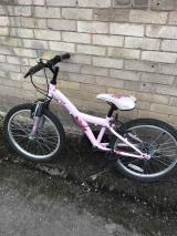 Girls mountain bike - £35