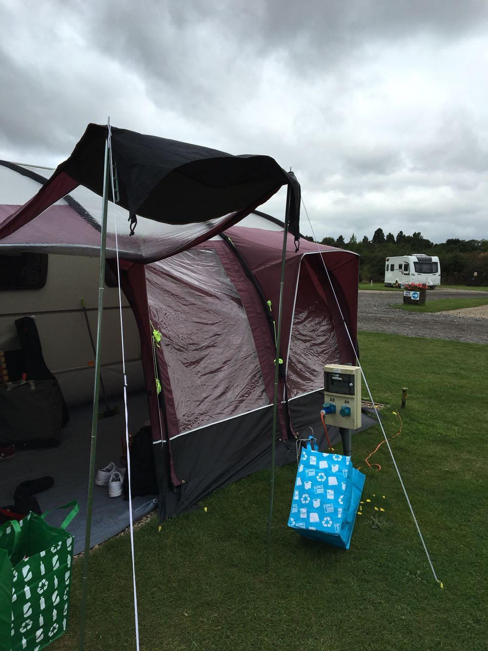 Awning 390 for sale in UK | 54 second hand Awning 390