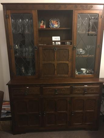 In good condition from a smoke and animal free home  Separates in 2 x  pieces for transportation  Buyer. free to good home   Second Hand Household Furniture  Buy and Sell