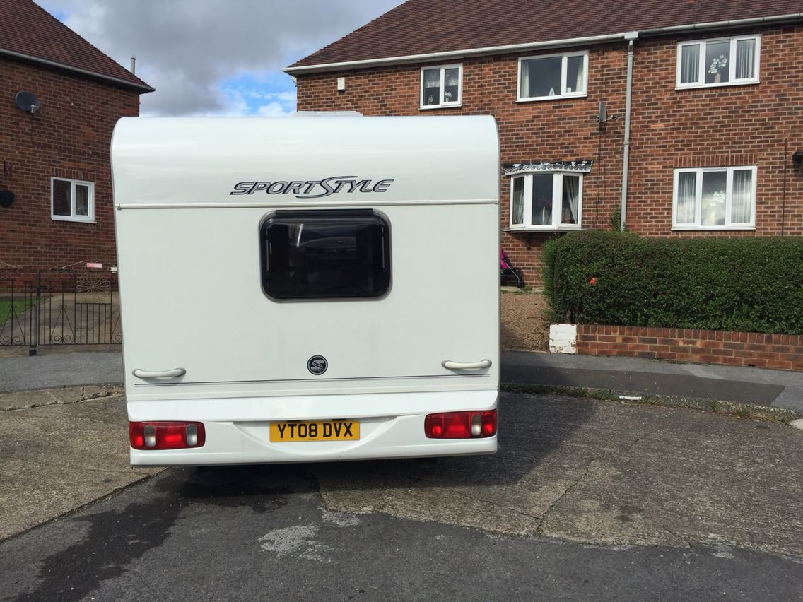Creative   2012 Used  Good Condition Touring Caravans For Sale In Doncaster