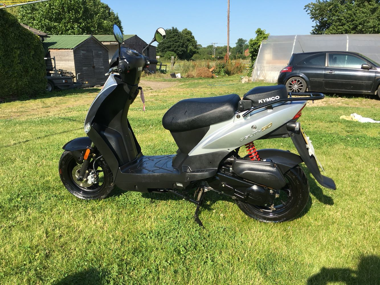 50Cc Mopeds for sale in UK | 52 second hand 50Cc Mopeds