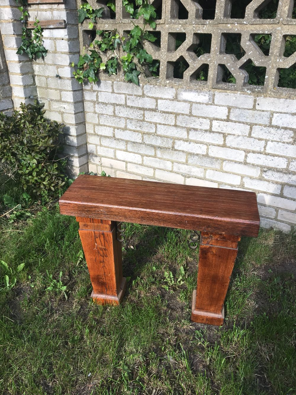 Garden Furniture Made From Sleepers used railway sleepers - local classifieds, buy and sell in the uk