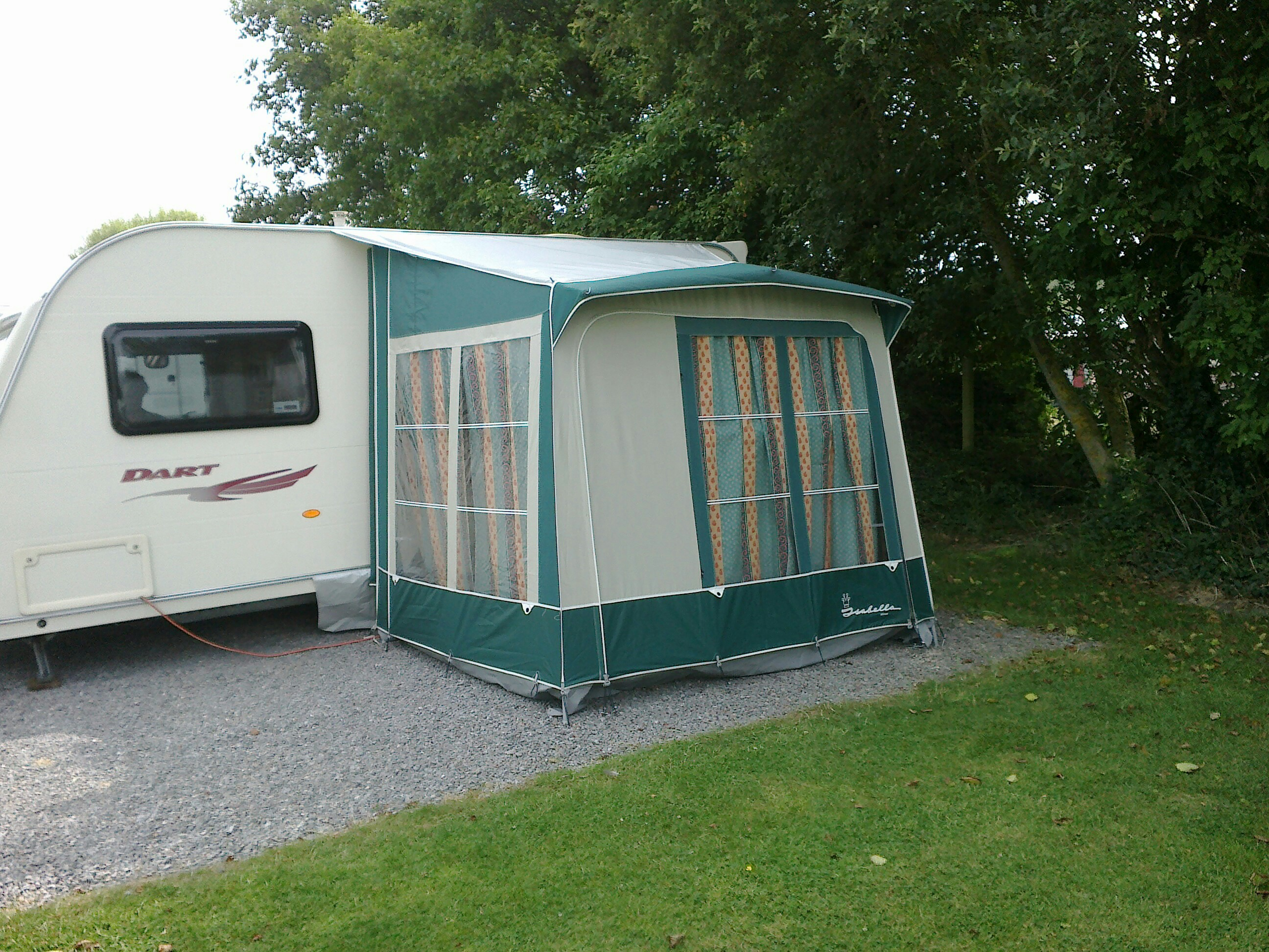 Isabella Minor Porch Awning for sale in UK | View 9 ads