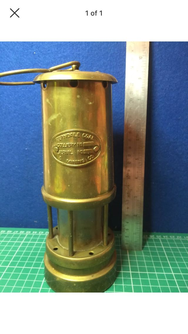 Brass Miners For Sale In Uk 75 Second Hand Brass Miners