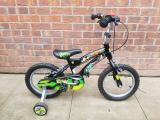 Boys Ben 10 Bike - £20