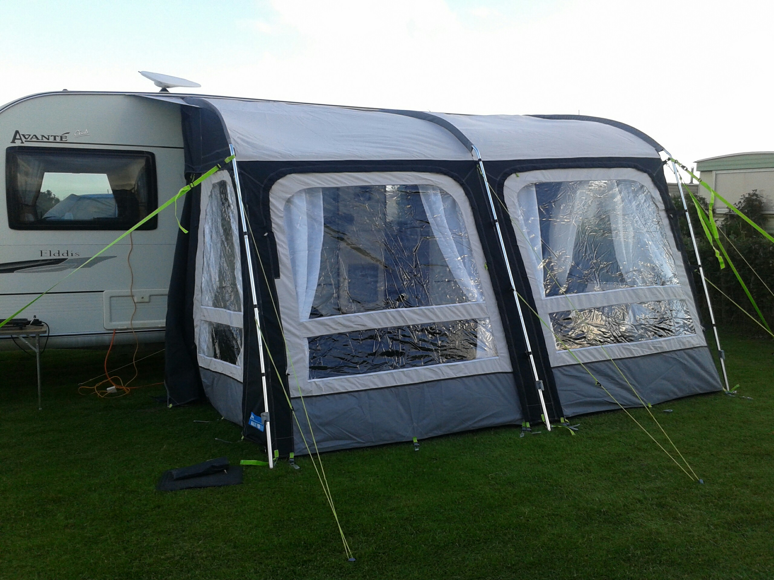 Kampa Pro 330 Awning For Sale In Rowley Regis West