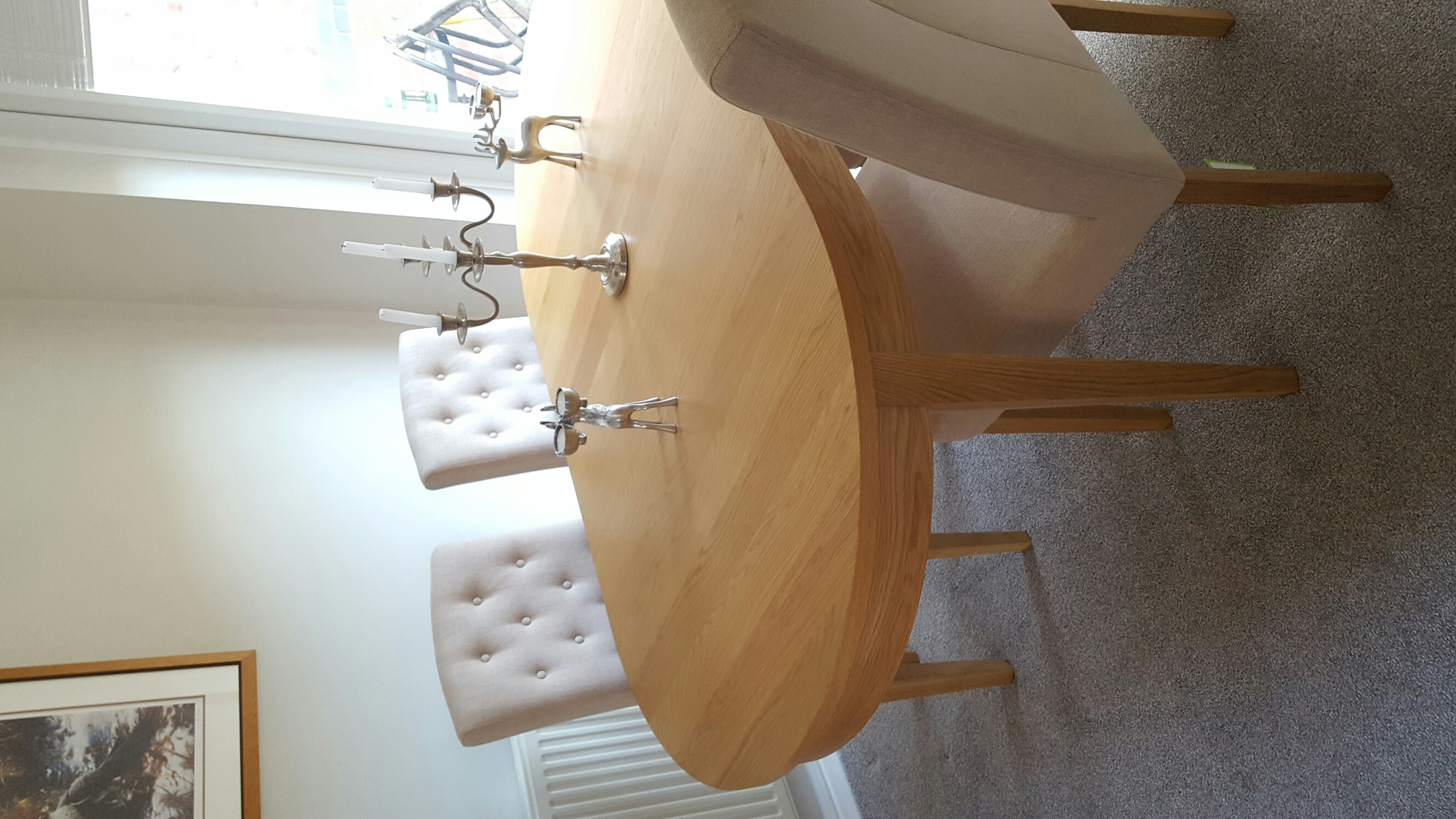 Old Oak Table And Chairs For Sale In UK View 114 Ads