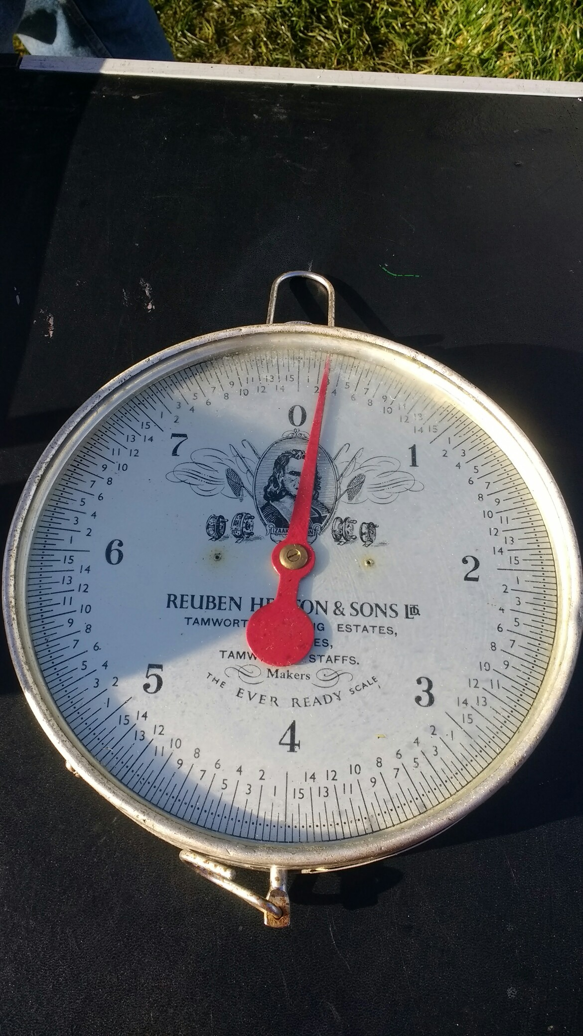 Fishing weighing scales for sale in uk view 28 bargains for Fish weight scale