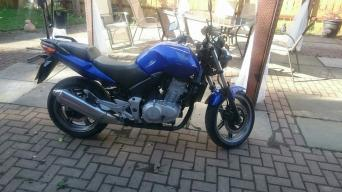 honda cbf 500 for sale in uk 81 used honda cbf 500. Black Bedroom Furniture Sets. Home Design Ideas