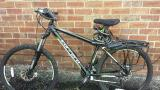 Carrera Mens Mountain Bike 24 Speed with Twin Hydraulic Disc - £200 or offers above
