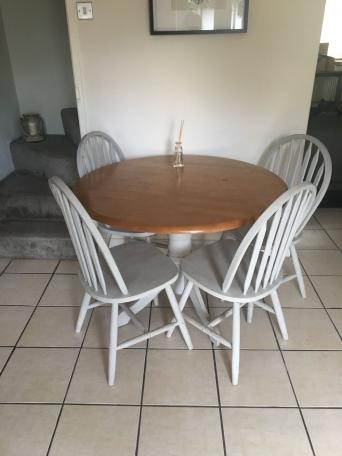Second Hand Dining Table And Chairs South Yorkshire Banishbags Com