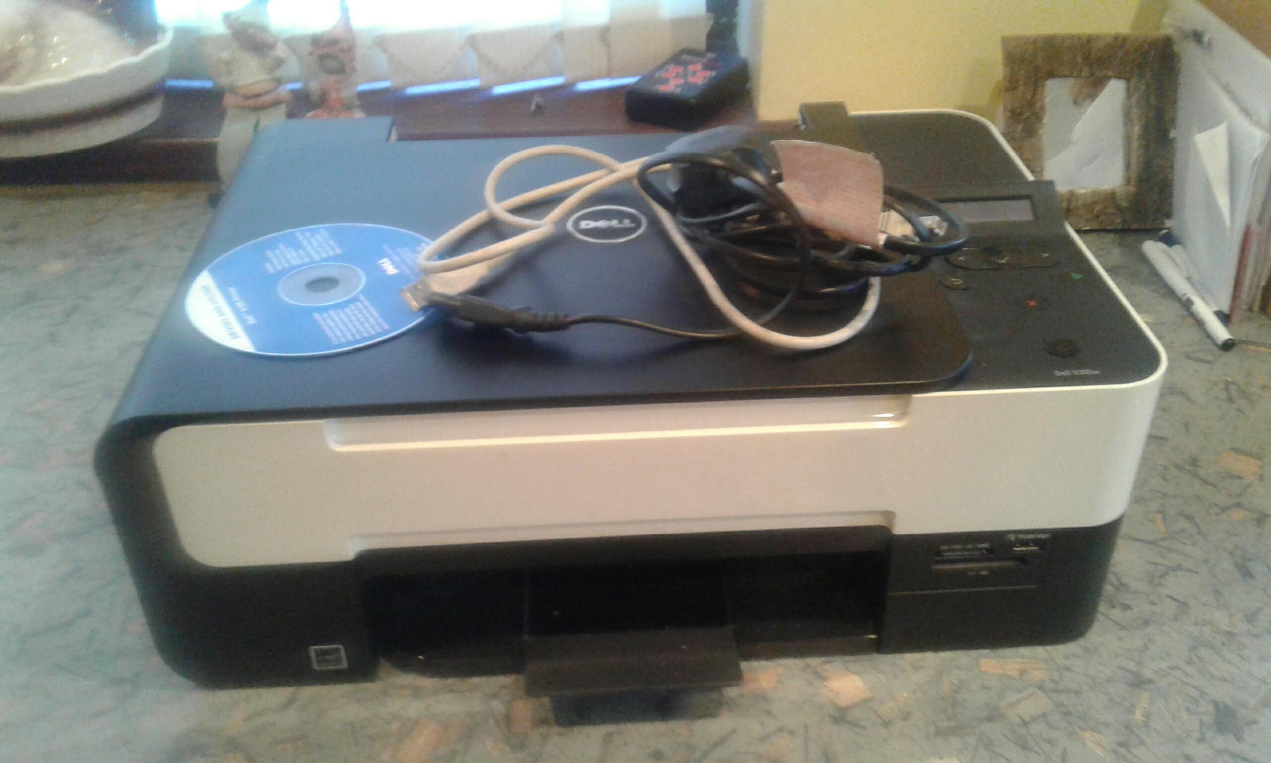 Dell v305 scanner