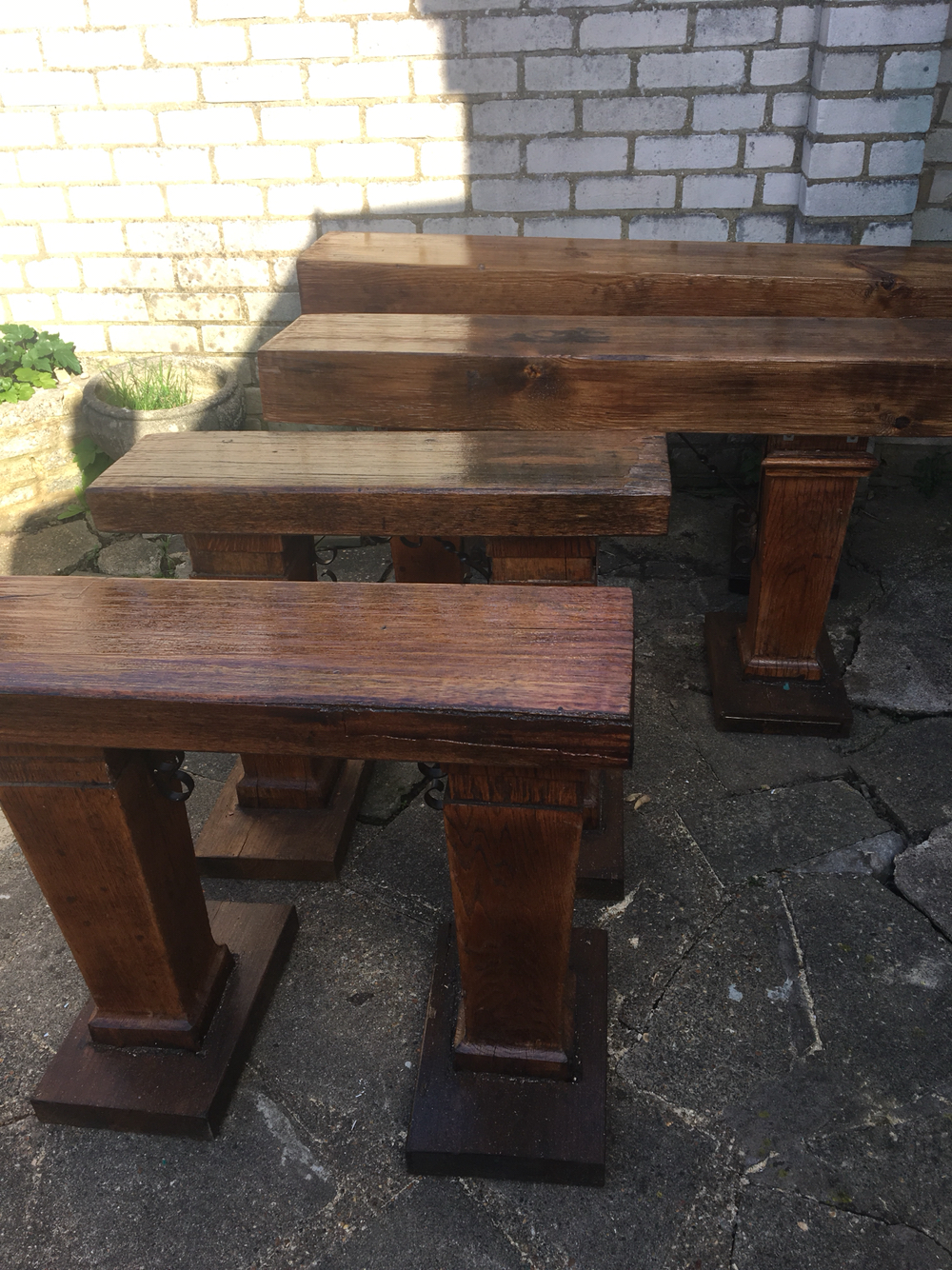 Garden Furniture Kings Lynn garden bench - second hand garden furniture, buy and sell in the