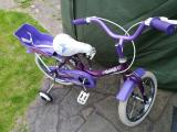 "14"" Raleigh Butterfly kids Bike - £35"