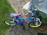 "16"" Blue Max Universal Bike - £40"