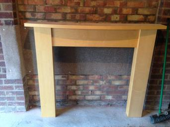 Fireplace Surround Second Hand Fires And Heaters Buy And Sell In The Uk And Ireland Preloved