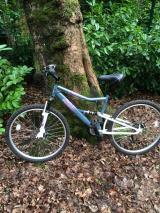 Ladies 18 speed mountain bike - £30