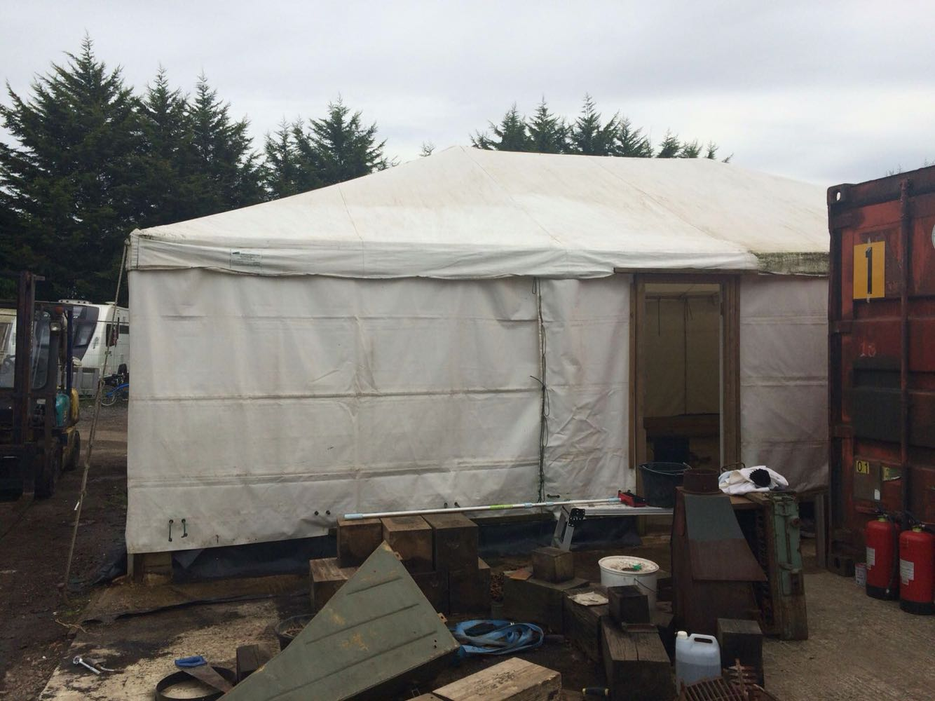 Marquee for sale in UK