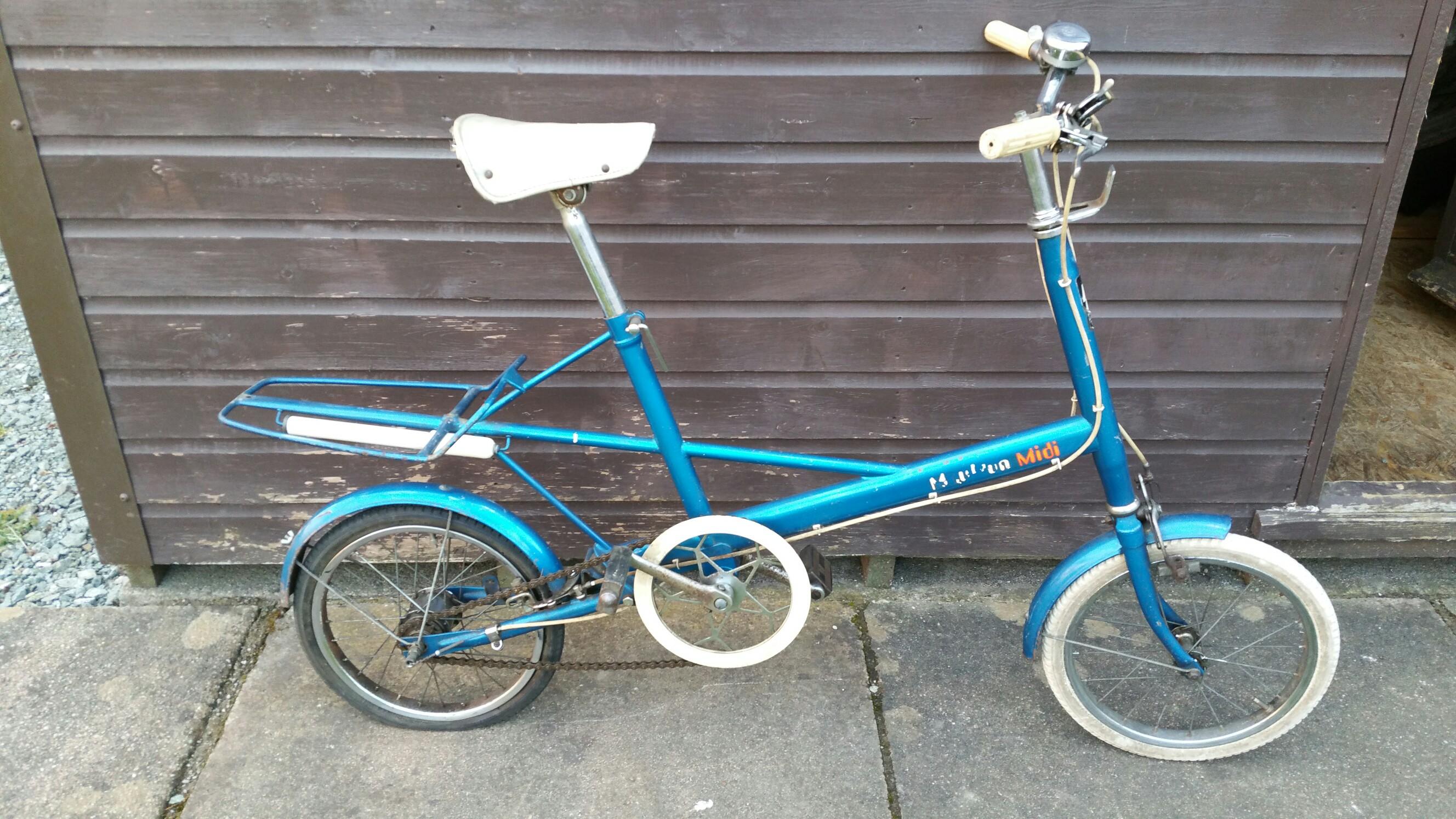 Vintage Bicycle Sale 69
