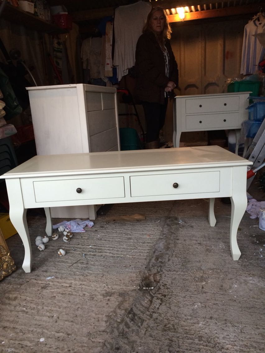 Laura Ashley Coffee Table For Sale: Set Of Drawers For Sale In UK