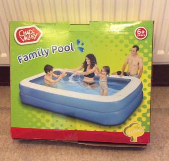Paddling pool second hand toys and games buy and sell for Elc paddling pool