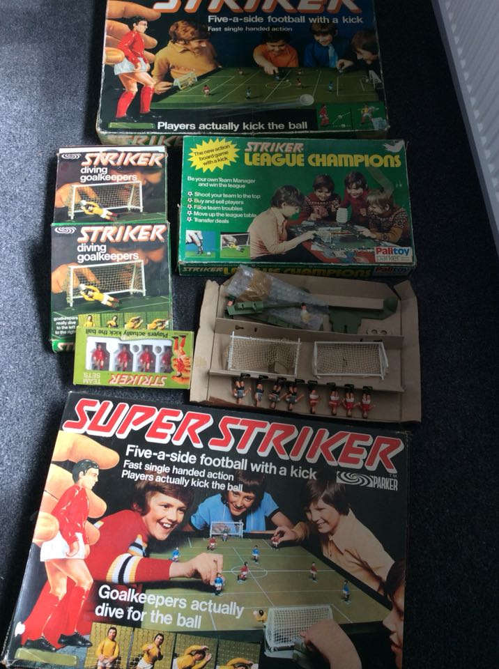 Super Striker Football Games