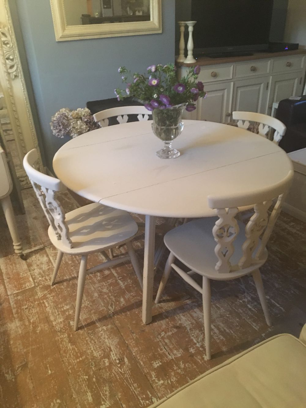 Laura Ashley Dining Chairs For Sale In UK View 109 Ads