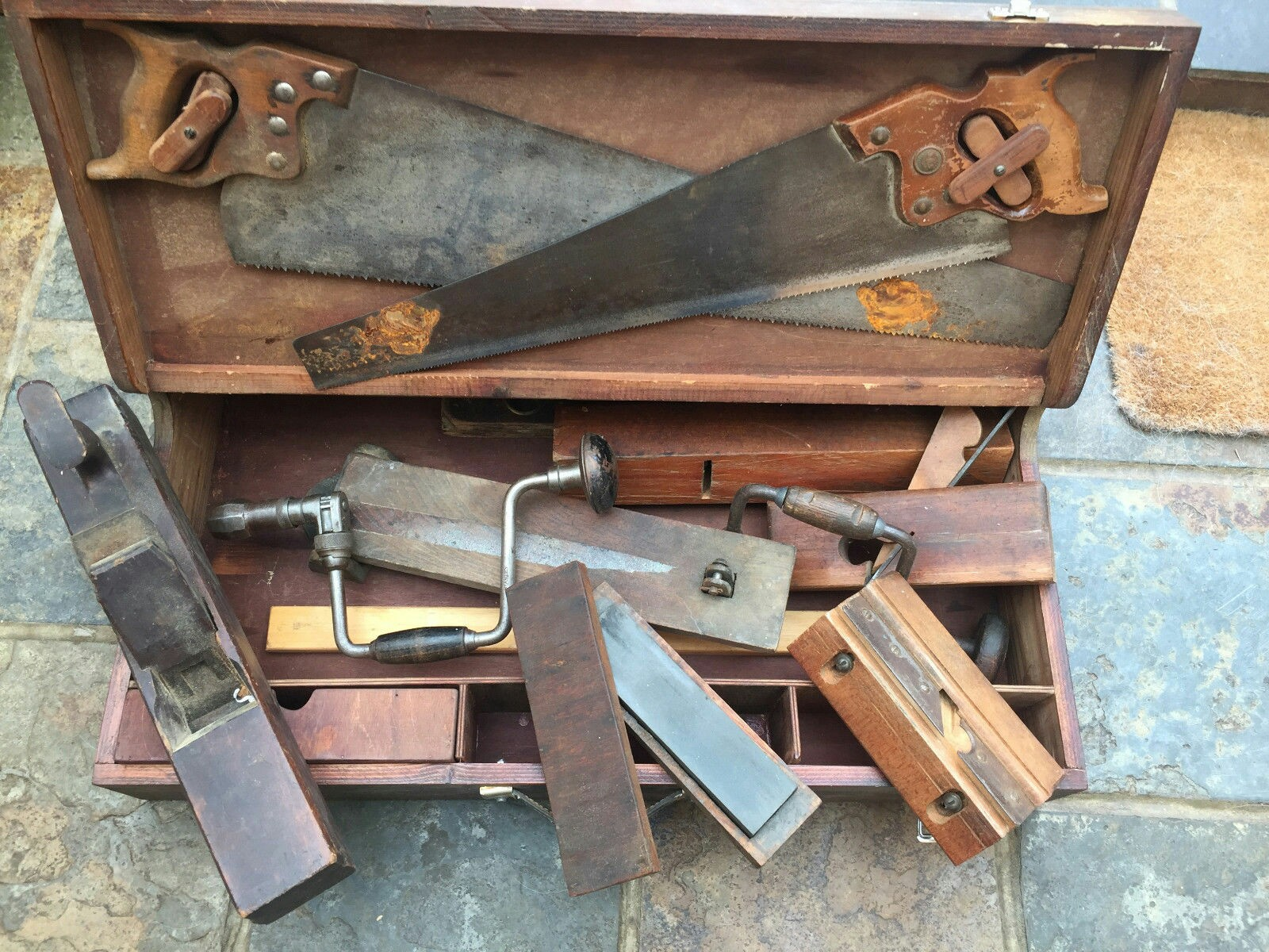 Old Woodworking Tools for sale in UK | View 60 bargains