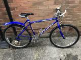 Saracen Sports Trek SST Tek Bike - £40