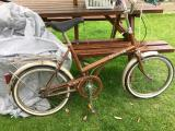 Vintage Raleigh shopper bike - £60