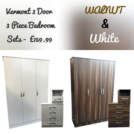 Bedroom Wardrobe Sets