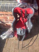Childs bike seat - £25