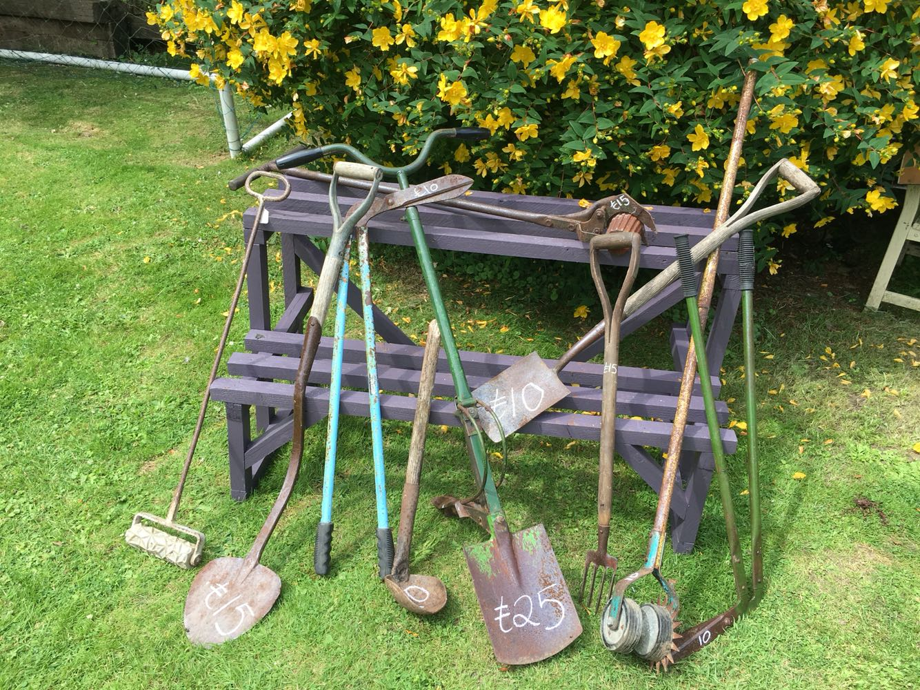 Vintage tools tools for sale in uk view 146 bargains for Garden tools for sale uk