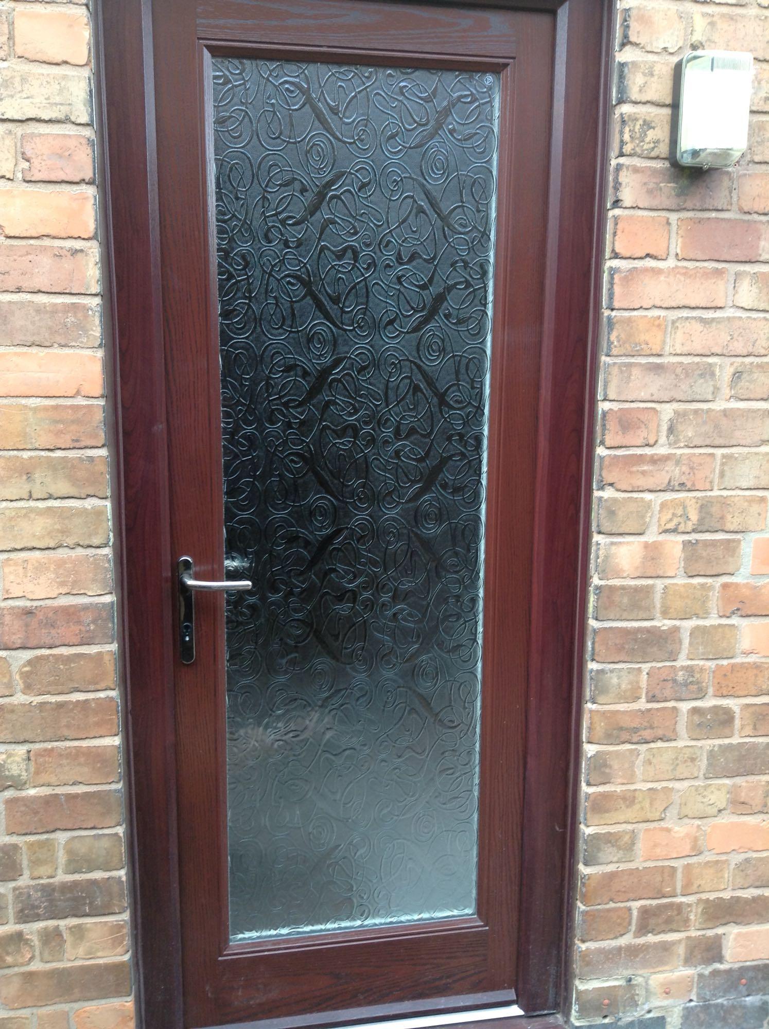 Upvc exterior door for sale in uk view 62 bargains for Upvc front doors for sale