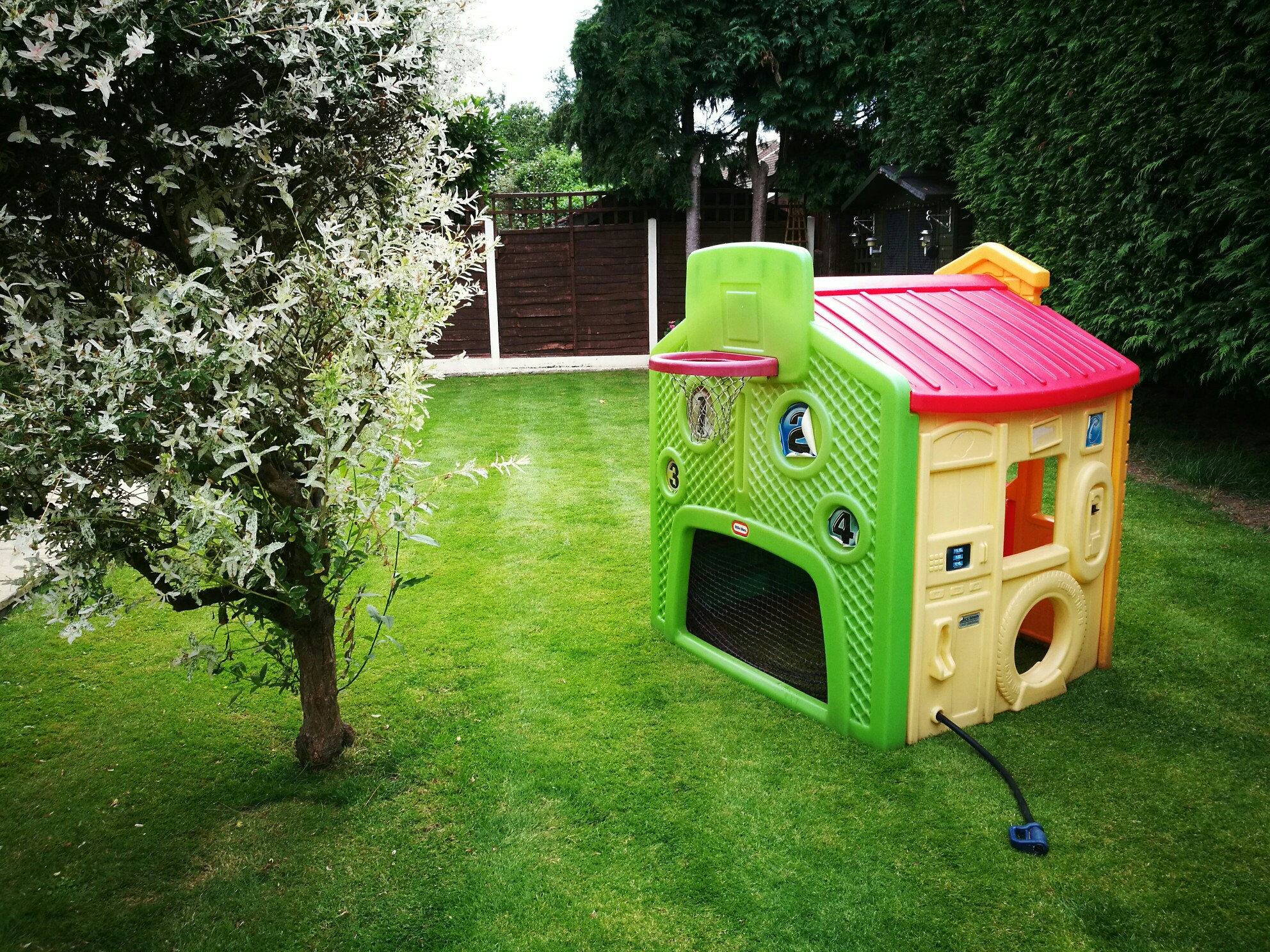 Outdoor Playhouse For Sale In Uk View 98 Bargains: outdoor playhouse for sale used